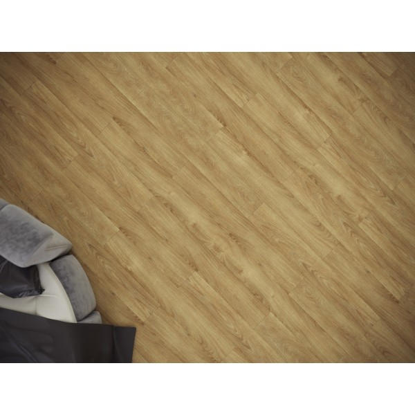 Кварц-виниловый ламинат FF-1508, Дуб Квебек