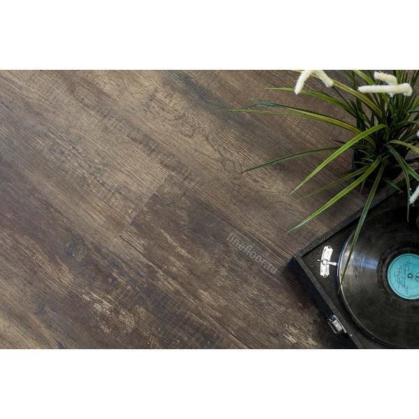 Кварц-виниловая плитка FF-1485, Дуб Окленд