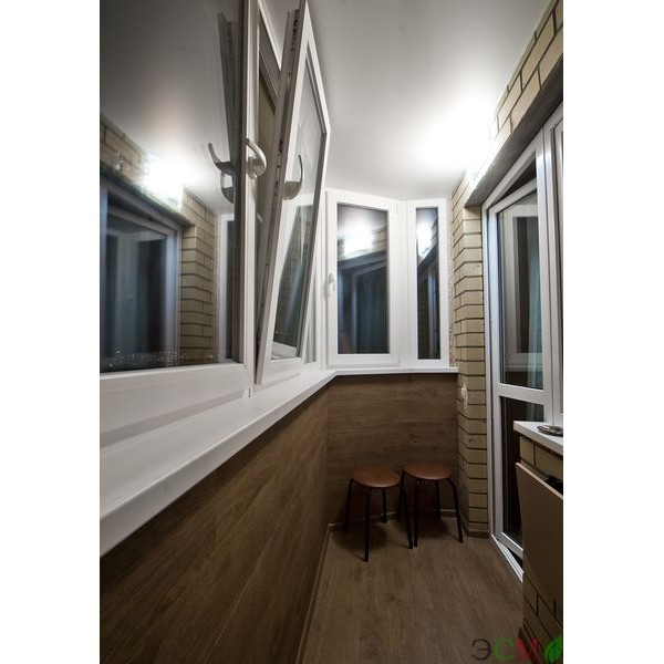 Кварц-виниловая плитка LG Hausys 2786 180х920х3мм