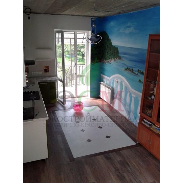Кварц-виниловая плитка LG Hausys 2990 450х450х3мм