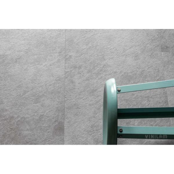 Виниловый ламинат Vinilam 61609, Цемент
