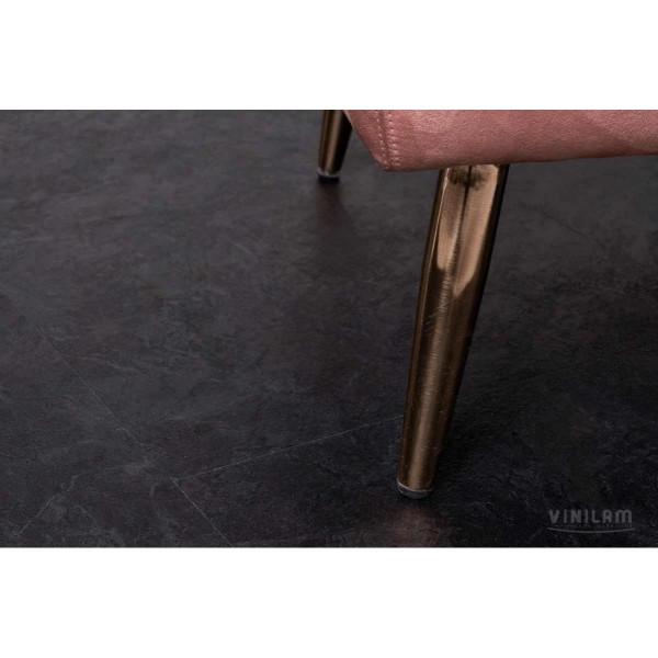 Виниловый ламинат Vinilam 61607 Glue, Сланцевый Чёрный