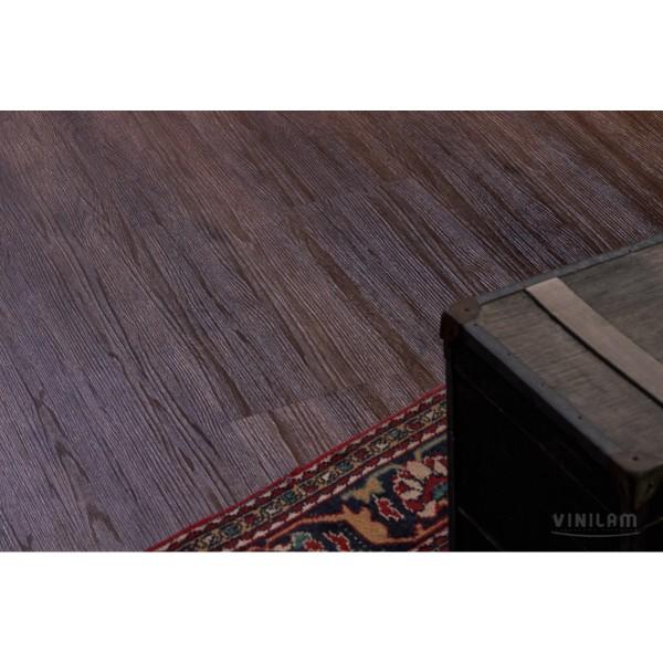 Виниловый ламинат Vinilam 61518, Дуб Парижский