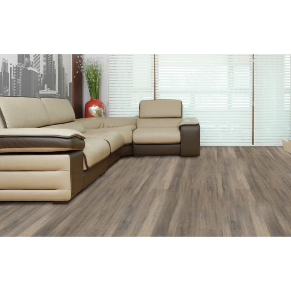 Кварц-виниловая плитка DeART Lite 7011 187х935х2