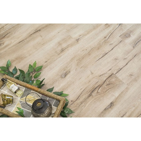 Кварц-виниловая плитка FF-2069, Дуб Мале