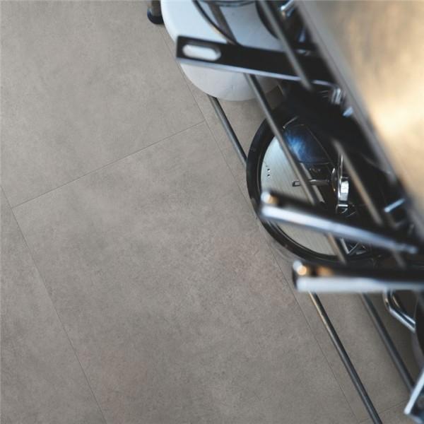 Клеевая кварц-виниловая плитка Pergo V3218-40051 — Бетон серый темный