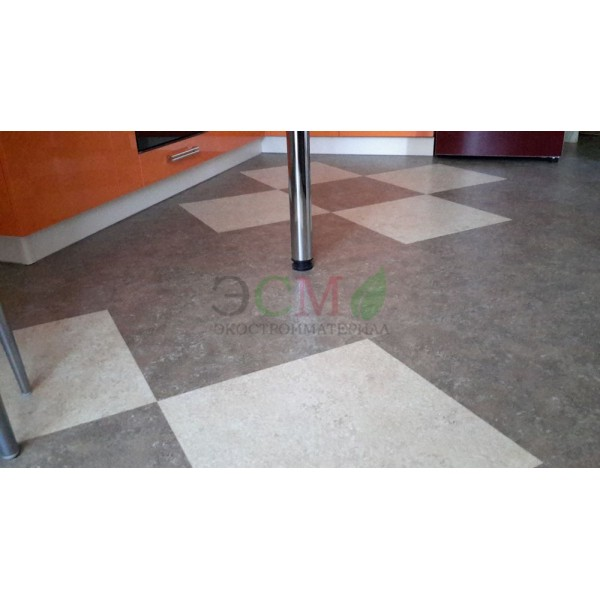 Кварц-виниловая плитка LG Hausys 2455 450х450х3мм