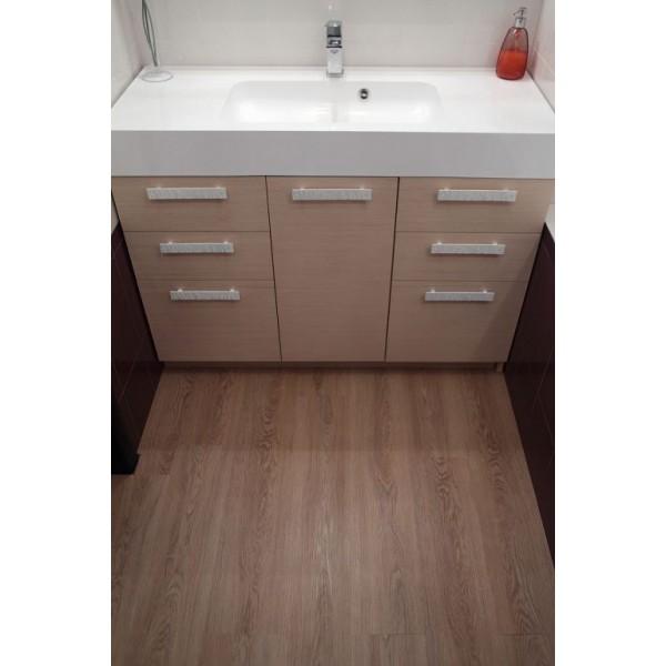 ПВХ плитка Refloor Home Tile WS 711, Дуб Мичиган