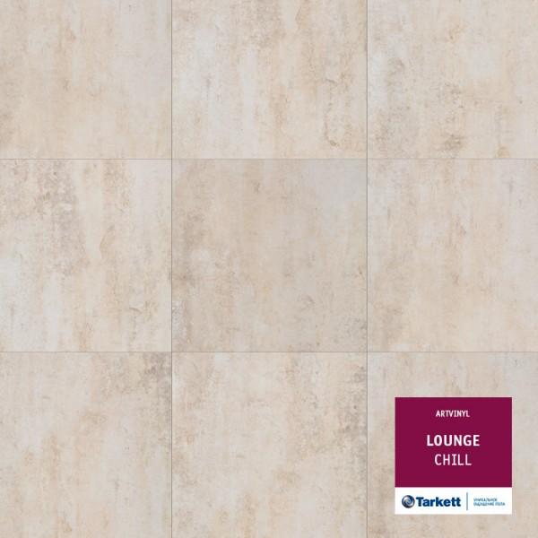 Виниловая плитка TARKETT LOUNGE CHILL 457,2х457,2х2,1мм