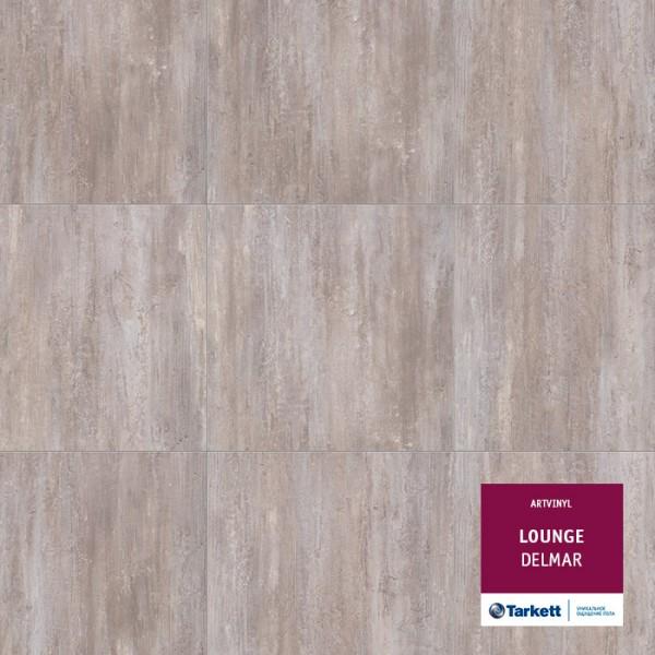 Виниловая плитка TARKETT LOUNGE DELMAR 457,2х457,2х2,1мм
