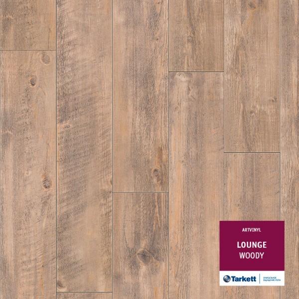 Виниловая плитка TARKETT LOUNGE WOODY 914,4х152,4х2,1мм