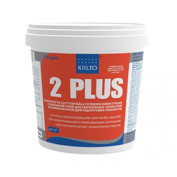 Клей для напольных покрытий универсальный KIILTO 2 PLUS 1,4кг