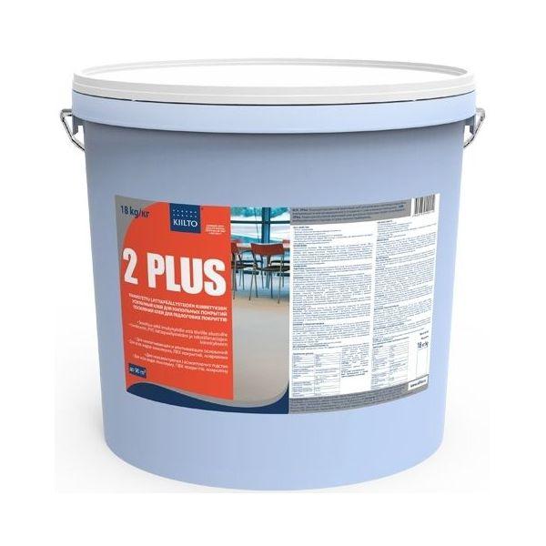 Клей для напольных покрытий KIILTO 2 PLUS 18 кг